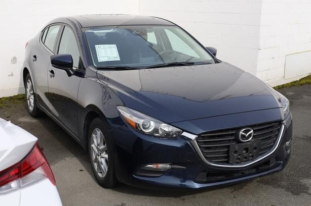 Pre-Owned 2018 Mazda 3 50th Anniversary Edition Front Wheel Drive Sedan