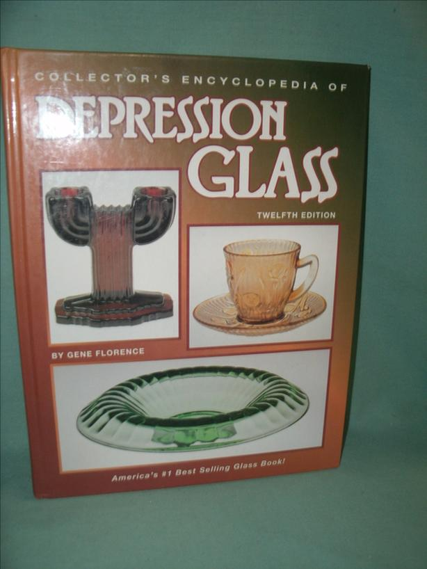 Collectible Book: Depression Glass - Twelth Edition