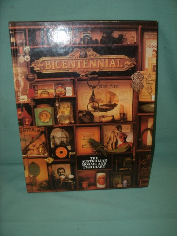 Collectible Book: Bicentennial - The Australian Mosaic and 1788 Diary