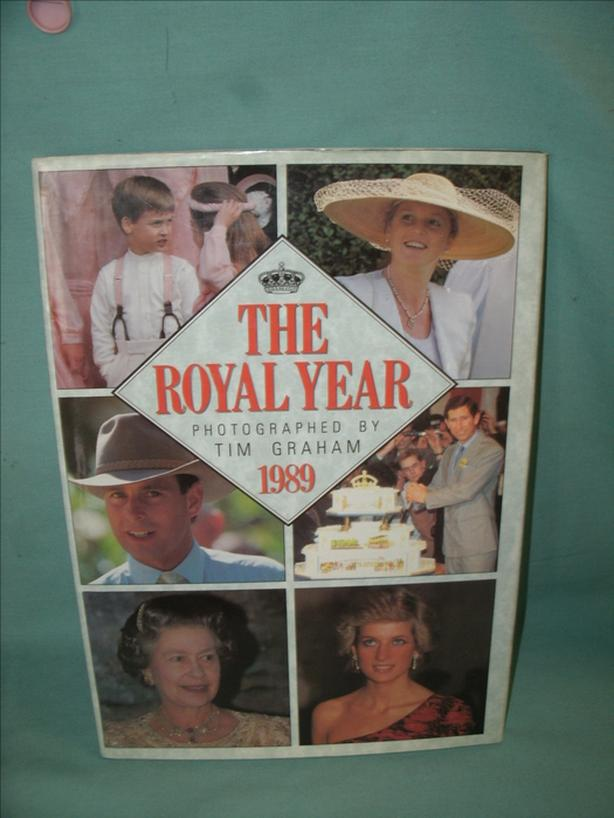 Collectible Book: The Royal Years 1989