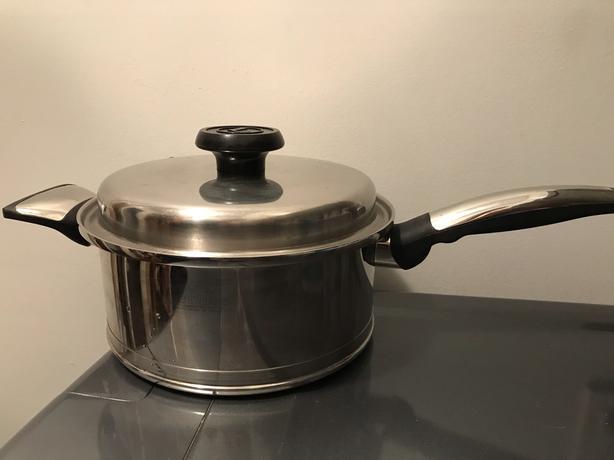 Lifetime Cookware (waterless cookware) saucepans