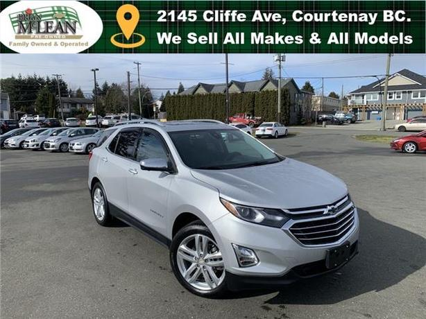 2019 Chevrolet Equinox Premier w/2LZ All-wheel Drive