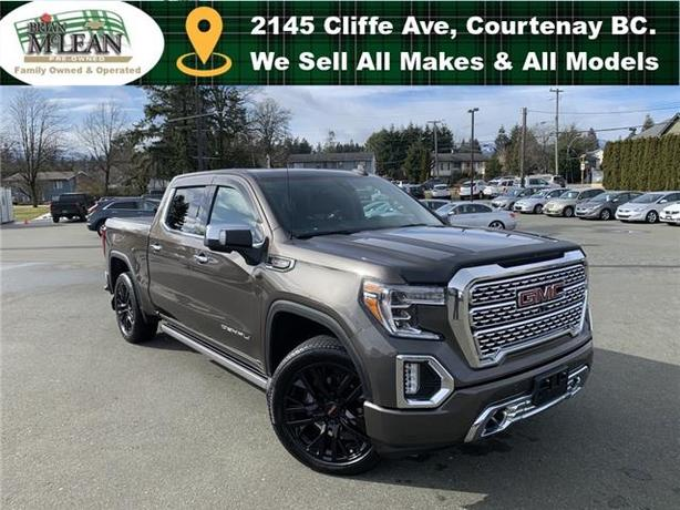 2019 GMC Sierra 1500 Denali 4x4 Crew Cab 5.75 ft. box