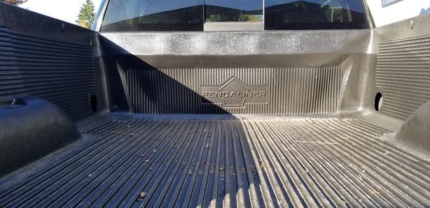 Box Liner for GM silverado 07 - 14