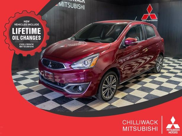 Pre-Owned 2018 Mitsubishi Mirage GT FWD Hatchback