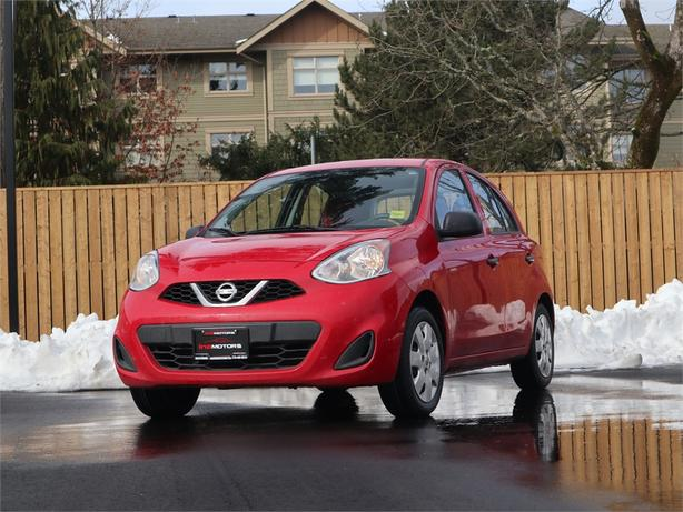 2015 Nissan Micra 1.6L 4 Cylinder, FWD, Manual