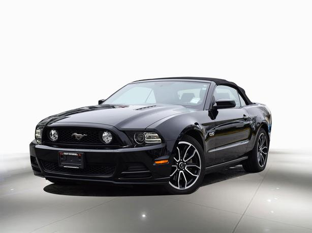 2014 Ford Mustang GT - New tires, Convertible, Automatic, Clean RWD