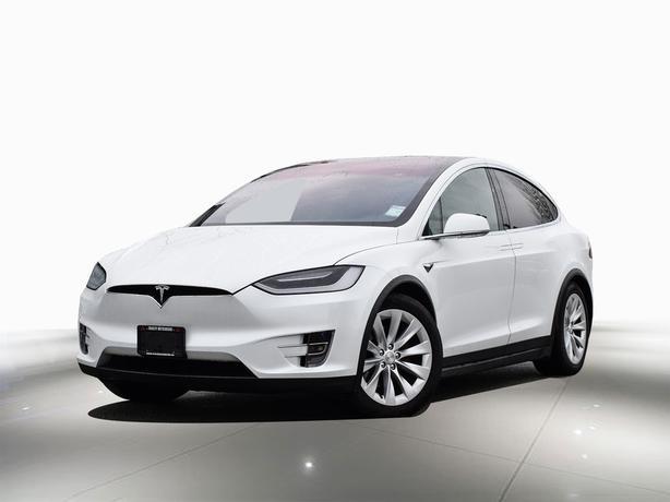 2017 Tesla Model X AWD