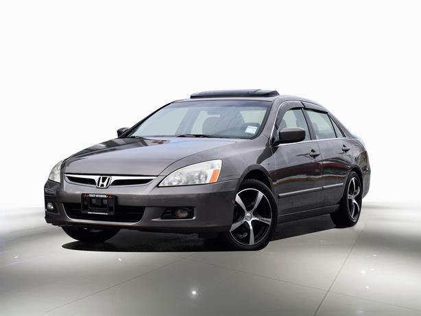 2007 Honda Accord ACCORD EX FWD