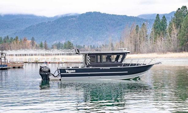 2021 Raider 260 Offshore