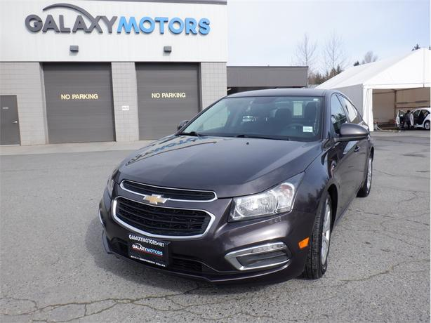 2015 Chevrolet Cruze 1LT-BLUETOOTH, AUTO HEADLIGHTS, BACK-UP CAMERA
