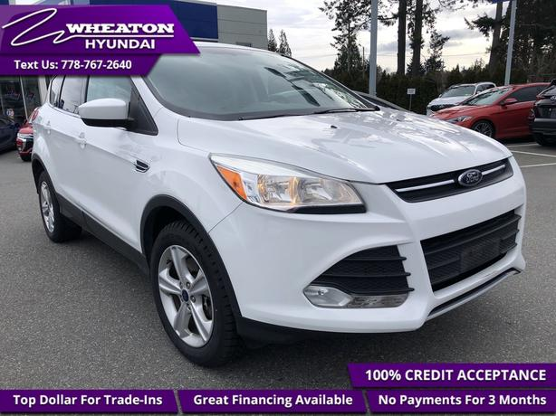2013 Ford Escape SE - Bluetooth - Heated Seats - $87.48 /Wk