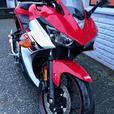 Yamaha R3 320cc fuel injected, Akrapovic exhaust, like new!