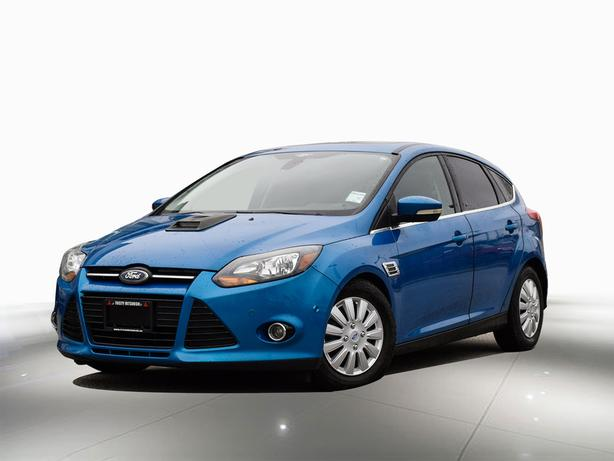 2012 Ford Focus FWD
