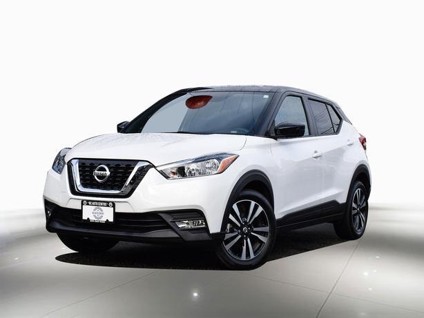 2019 Nissan Kicks FWD