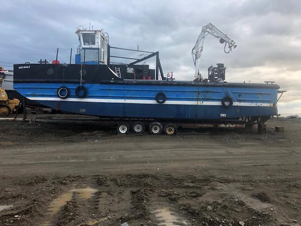 Peterson Tender / Packer, Dive Boat For Sale - Miss Maile