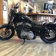 2012 Harley Davidson Nightster 1200 with Stage 1
