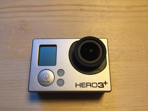 GoPro Hero 3+ with tons of accessories
