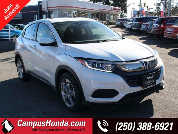 2019 Honda HR-V LX FWD | Low KM's | Campus Serviced | SUV