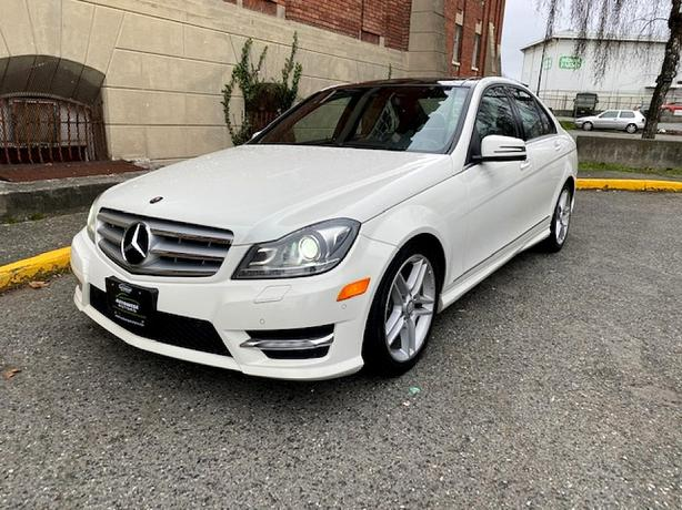 2012 Mercedes-Benz C 300 Luxury