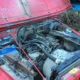 1993 Jeep YJ for parts only