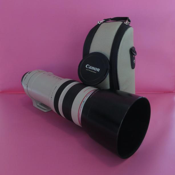 Price drop! Canon 100-400mm telephoto zoom lens