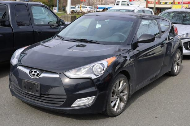 Pre-Owned 2016 Hyundai Veloster Manual Front Wheel Drive 3dr Car