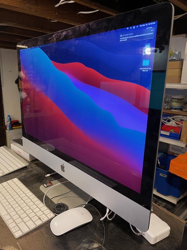 """27"""" 5K iMac Retina - Upgraded"""