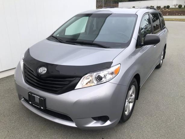 Certified Pre-Owned 2015 Toyota Sienna LE FWD 7-PASS V6 6A FWD Mini-van, Passeng