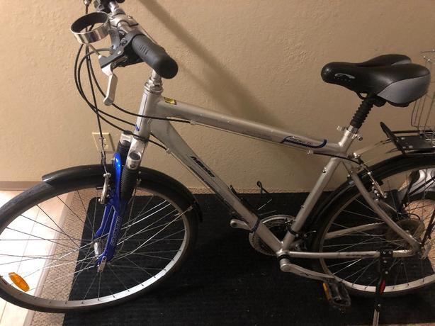 "Used 20"" Miele Toscana 100 - Aluminum bicycle"