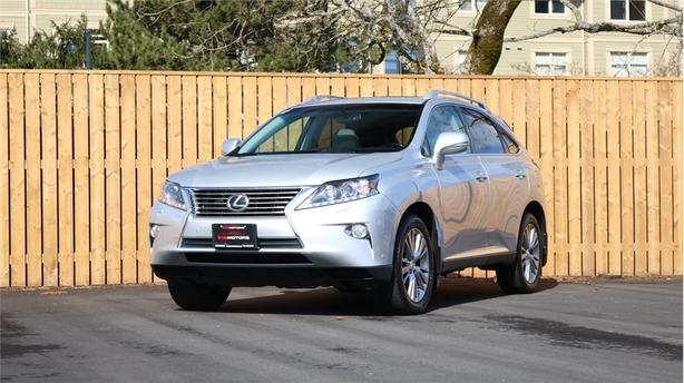2014 Lexus RX350 AWD 4dr - FULLY LOADED!