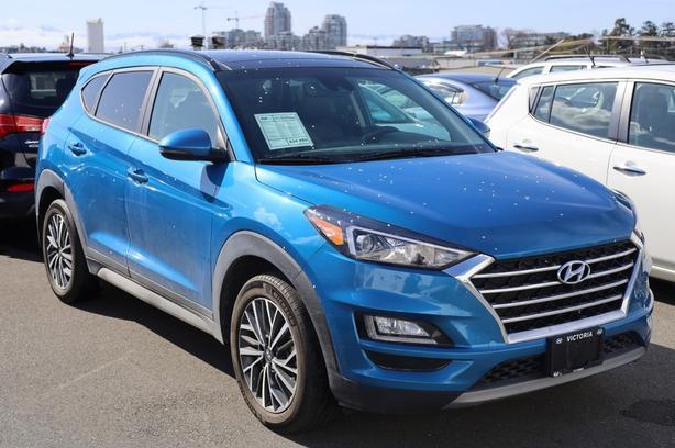 Pre-Owned 2020 Hyundai Tucson Luxury All Wheel Drive SUV