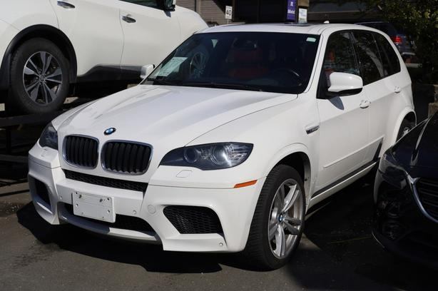Pre-Owned 2011 BMW X5 M All Wheel Drive SUV