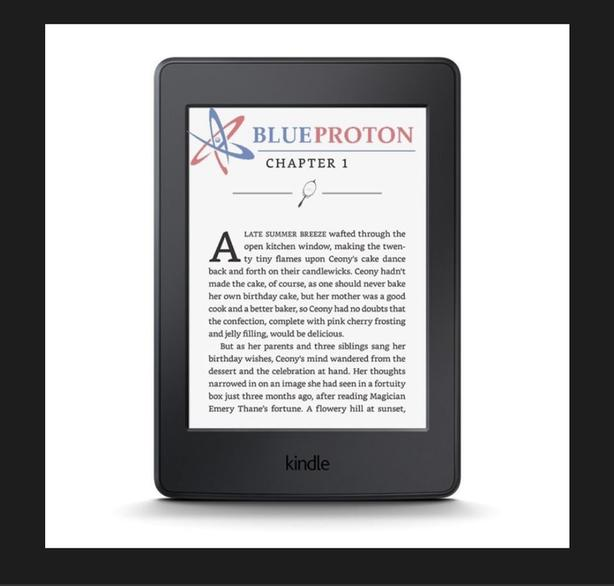 WANTED: Kindle Paperwhite e-reader