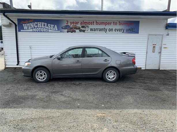 2002 Toyota Camry 4dr Sdn LE V6 Auto