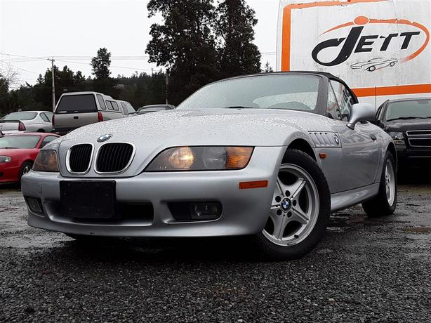"1997 BMW Z3 1.9 CONVERTIBLE """"No Reserve Auction"""""