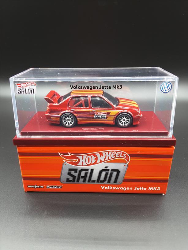 WOW! Hot Wheels 2020 Mexico Convention 1995 Volkswagen Jetta MK3 Salon