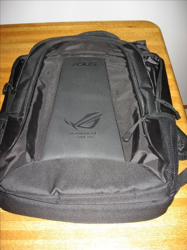 Backpack Asus Republic of Gamers ROG 15 Inch Laptop Bag Unused