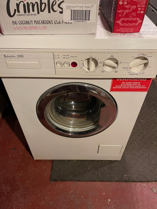 Splendide All-in-One Combo Washer and Dryer