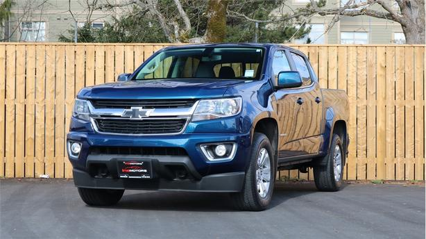 2019 Chevrolet Colorado 4WD Crew Cab 128.3  LT - LOT'S OF OPTIONS!