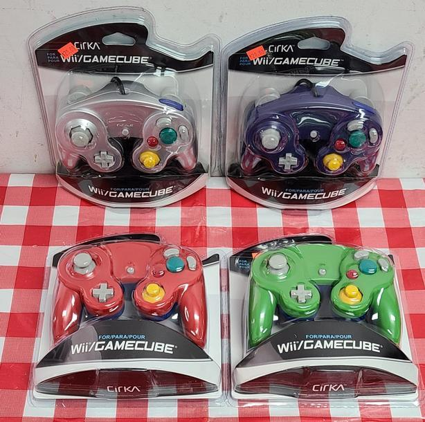 Third Party GameCube Controllers