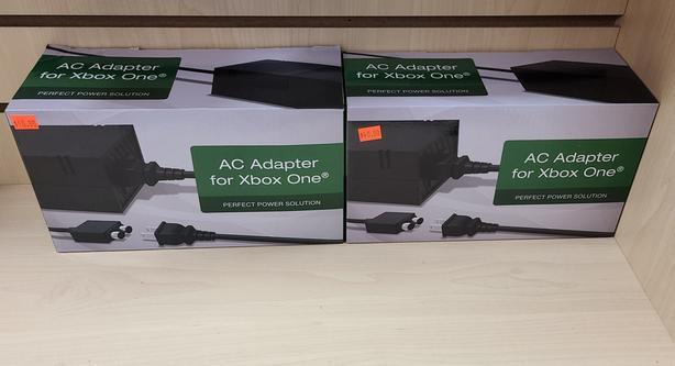Third Party Xbox One AC Power Bricks