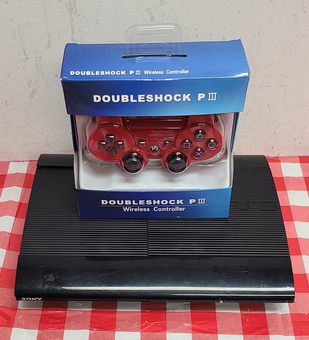 PS3 Super Slim 250GB Console