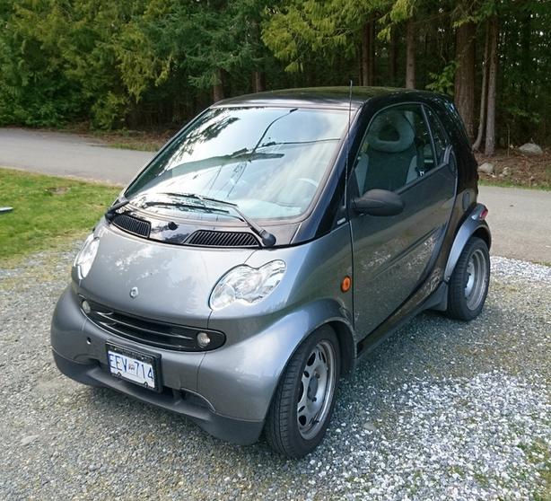 Smart 2door coupe