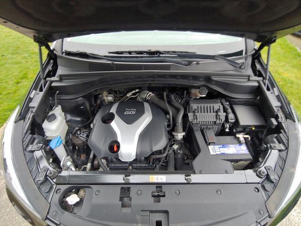 2016 Santa Fe Sport 2.0T AWD Limited edition