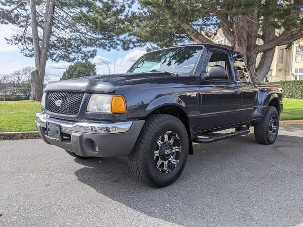 Ford Ranger XLT FX4 OFF ROAD Super Cab Flare Side 4x4