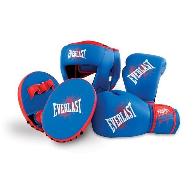 Everlast youth boxing kit