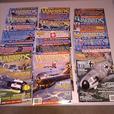 Warbirds International Magazines Aviation Aircraft Airplane Fighter Bomber