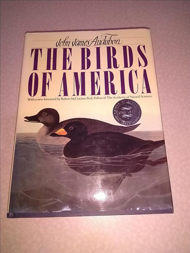 Audubon The Birds of America Hardback Book VG+/VG+