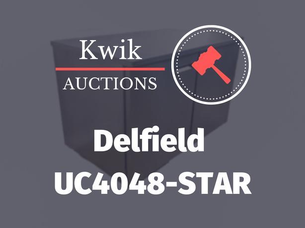Two Door Undercounter Cooler Delfield UC4048-STAR
